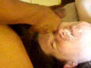 now doesnt this look fun any other ladies want 5 hours of attetion by 6 guys and get a great facial treatment helps the skin