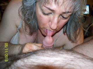 How about a cum swap with me after he unloads in your mouth?