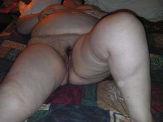 Me too, you have my cock so hard, love to have it deep in your pussy and have those lovely thighs wrapped around me.