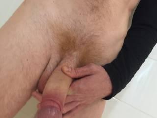 Impressive cock and I'd like to see that anywhere xx