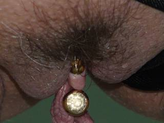 Engorged pussy lips!