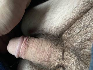 Ready for stroking