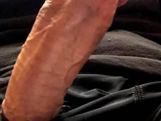 My huge cock