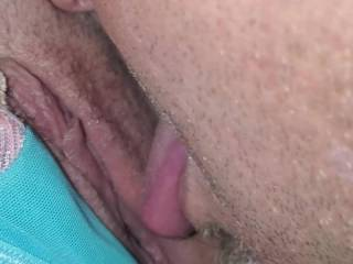 He loves to eat my pussy for hours