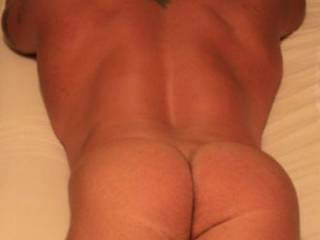 Nice ass...... Love to tongue that for you some day