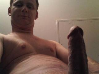 what you'll when you suck my cock