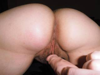 my wife and her dildo....what do you say?