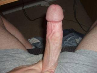 would love to feel your sexy big cockhead just popping in and out of my tight slick pussy