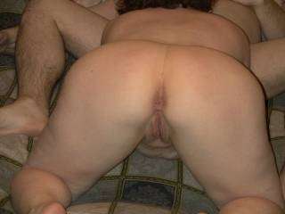 I love it, can i slide my cock in her pussy while she sucks you off?