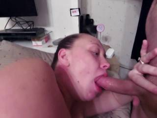 Nice job sweetie. If you ever have the need to suck on some dark meat, Send me a message. I'd love to fill and feel your sexy mouth. Mr.lew