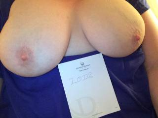 love to join u bby can I play with ur beautiful tits n nipples when I get there ;-)