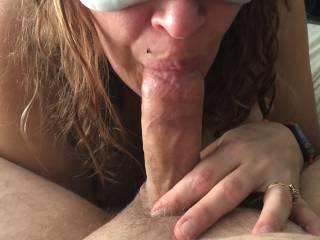 Sucking some dick