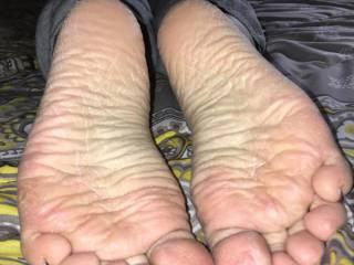 wifey\'s perfect feet