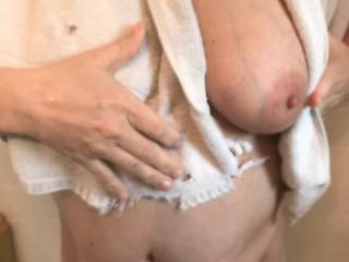 that big tit is just waiting to be sucked on