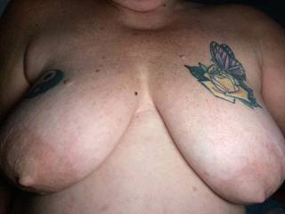 The girls need some good hard squeezing and tugs, these nipples love a good suckling and nibbles