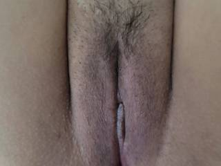 Fat tight pussy needs a good pounding until I cum all over that big thick cock.