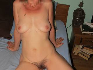 the body of my wife