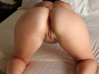 I'd love to lick your sweet pussy and gorgeous ass until you cum hard all over my eager tongue. Then slide my bare cock inside and fuck you real good until I pump you full of my hot cum!!