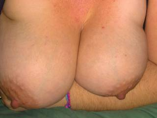 Wife titts