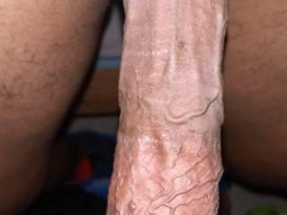 Who wants to see my dick making a puffy pussy squirt