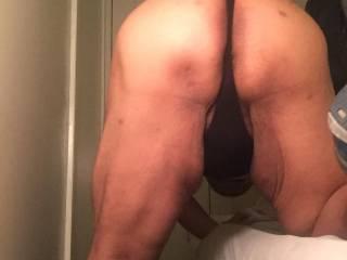 thong, butt, cheeks, rear end