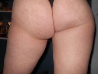 Big round ass!