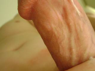 My hard cock is about to blow everywhere, any ladies want my hot cum in them?