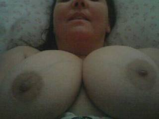 Look at those tits...great for a tit wank