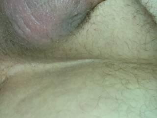 I finally got my dick saved bald