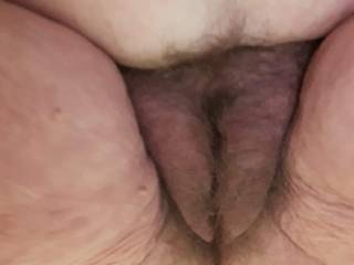 wife told me to come into the room and this is what I seen and I took a pick of her lovaly cunt. she felt like showing and she didn't mind showing it to the world.