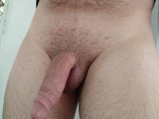 my curved dick.is it big?