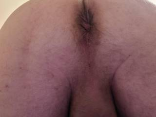 Bend over and ready for your cock... give my ass a good fucking