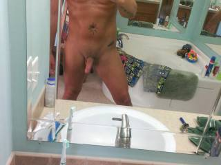 Just got down knocking the twerk off that pussy, which lady wants to get on this hard dick?