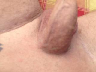 My cock was getting horny because of A in NSW