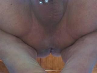 Front view,showing my best parts,feet, cock and my spread ass hole, everything for you,ready to play?Let your imagination get out and fuck with me,I love here your comment if you should be in front of me in this position what would you to do?