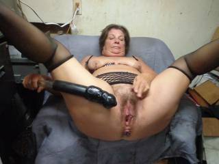 i have a couple of young lovers i put out for from time to time, they cant last but they blow huge loads of nut in me