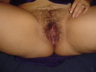 I'll fuck you all day and night. LOVE hairy pussy.