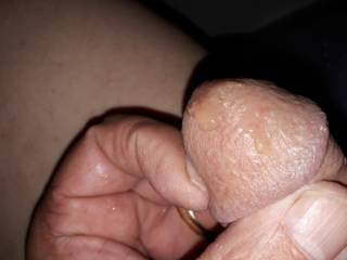 Love playing with my ass and stimulating my prostate