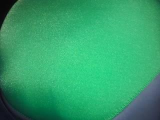 My shiny green briefs😉