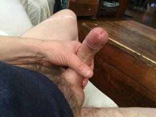 Stroking on chat