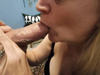 This married woman can 'not' get enough cock! She loves her mouth fed with nice hard cocks. Watch my video to see how I will take care of you.