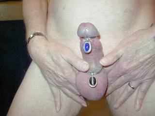 Love cock rings and glans rings