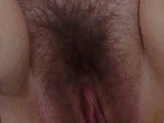 the dogg in me wants to lick her hairy pussy, and then fuck her doggie style