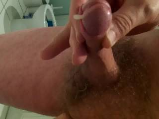Thanks for sharing ! ! I wish i was sucking your cock and taking that load ! ! !