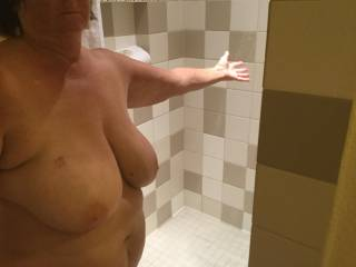 Love to suck on her beautiful tits mmm