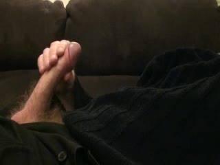 solo cock webcam masturbation with a huge cumload