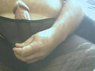 Fuck me i just cum watching your movie, great looking cock panties are hot to mine are now cum soaked