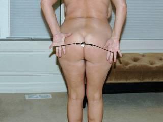 Panties coming off
