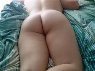 Love the view of my wife from behind!