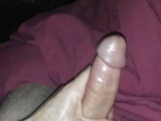 Another load done for the night. Really need a hot pussy or MOUTH to cum in next..